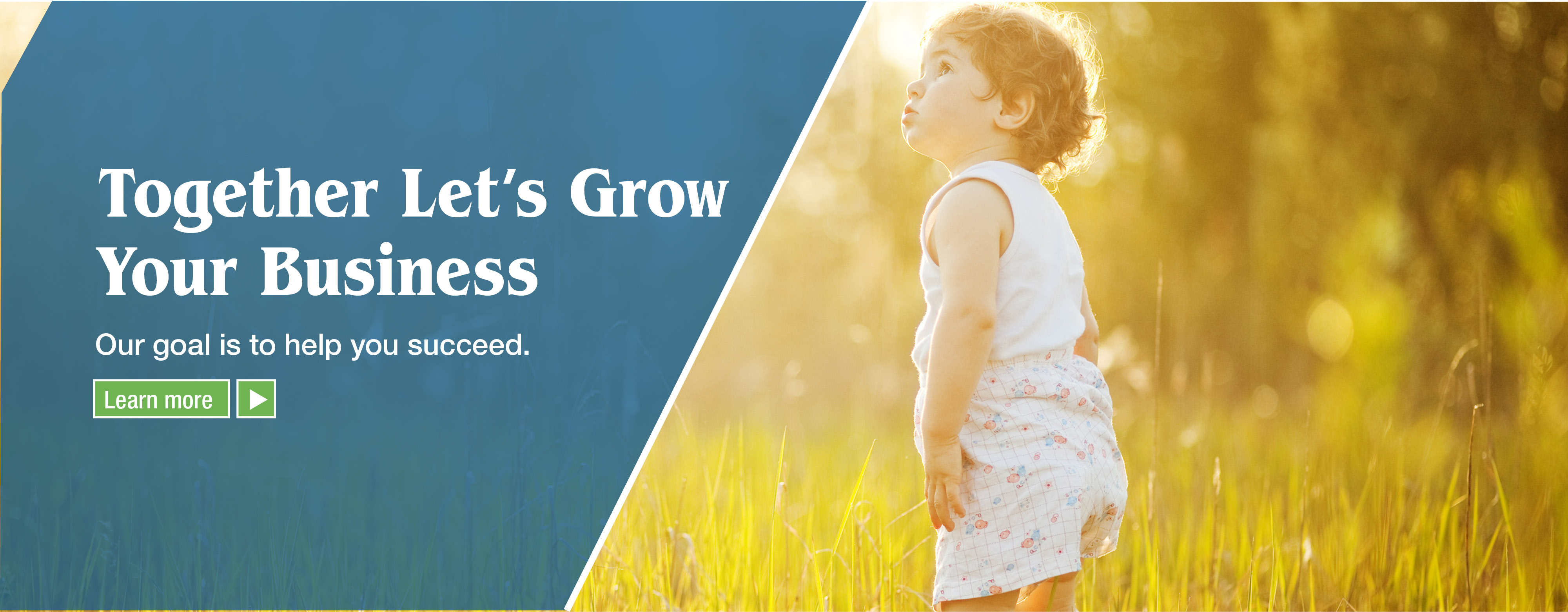 Together Let's Grow Your Business: Our goal is to help you succeed. Find out how.